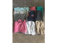 Girls clothes bundle age 6-7/7-8