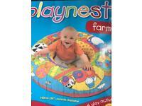 Baby sit up playnest