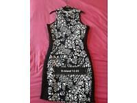 Ladies Size 12 bundle.dress.skirts