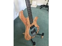 Traben Bass Neo Ltd Spalted Beauty -SEE FULL LISTING FOR OTHER GUITARS!!