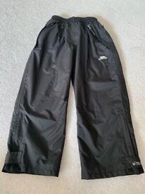 Trespass Waterproof Trousers - Age 5-6