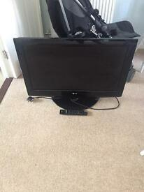 LG 32inch TV with remote SOLD