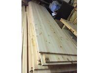 Pine furniture panals grade A