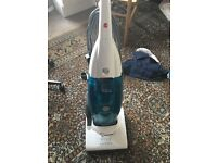 dust manager cyclonnic vacuum cleaner