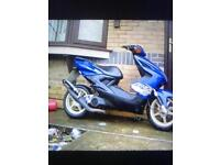 Yamaha aerox 100cc for sale ...!