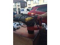 Milwaukee k750s lanugo ads max combo hammer drill 110 v