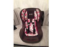 Baby weavers car seat