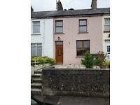 Two bedroom house to let close to Enniskillen town centre