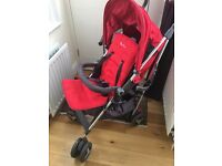 Baby silver cross buggy
