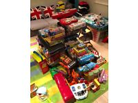 A large selection of good quality toys - must take all for £500 - BARGAIN