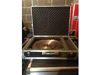 Cymbal flight case