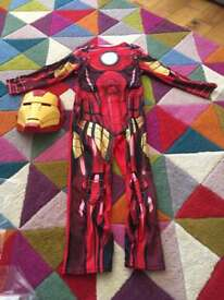 Iron Man MARVEL costumes 5-6 years