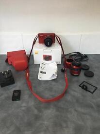 Nikon 1 red REDUCED