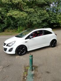 2013 Corsa Limited Edition 1.2 LOW MILEAGE