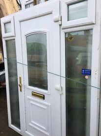 Upvc Door For Sale (Used but like New) w-1780 x H-2160 (2 keys)
