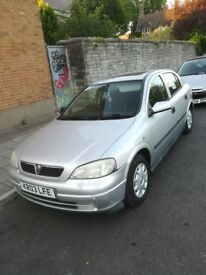 2003 vauxhall astra 1.6 petrol should be repair something strong sound next the engine some scratch