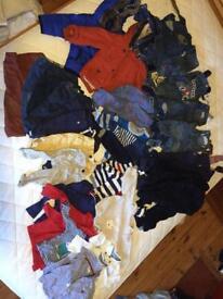 Large Baby Boys (3-6 month) Clothes Bundle