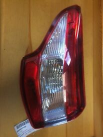 Nissan Qashqai near side tail light