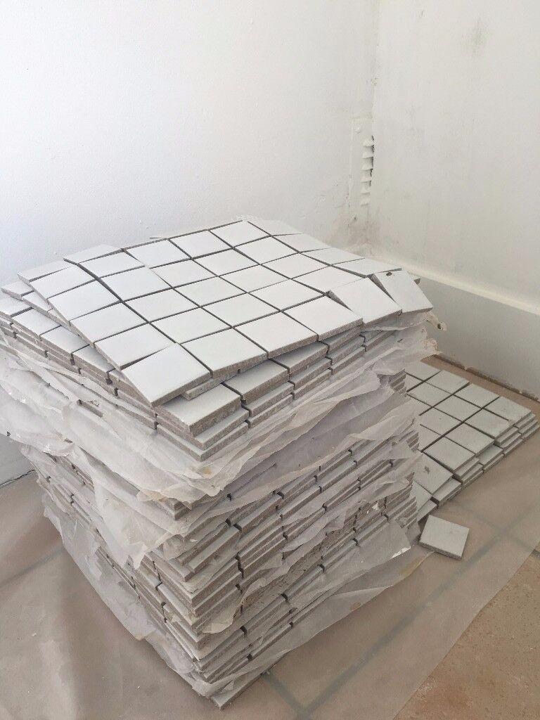Small square ceramic tiles job lot | in Newham, London | Gumtree