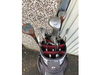 Wison Golf bag and clubs