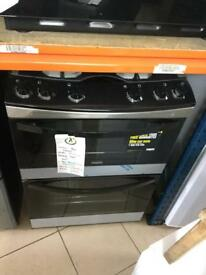 ***NEW Zanussi 60cm wide gas cooker for SALE with 1 year guarantee***