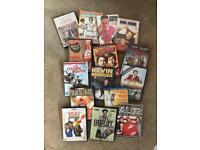 Comedy batch of DVDs