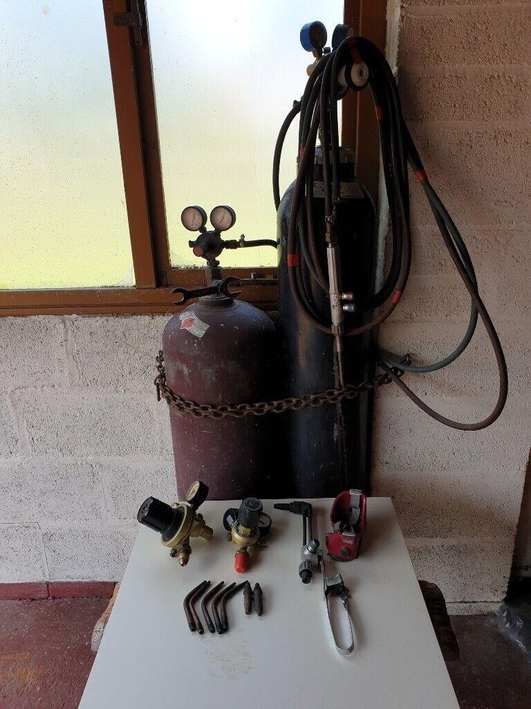 Oxygen/Acetylene Welding Bottles   in Morpeth, Northumberland   Gumtree