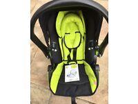 Kiddy Evolution Pro 2 car seat
