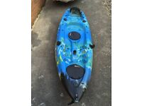 Fishing Kayak Single Sit On Top *reduced*