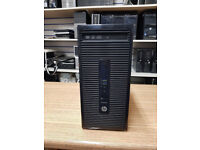 HP 405 G1 AMD A4-5000 1.50GHz 4GB RAM 250GB HDD Win 10 PC