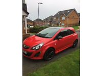 2014 VAUXHALL CORSA 1.2 LIMITED EDITION 3 DOOR