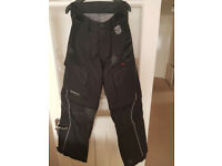 "Shift Squadron Motocross/Motorcycle Trousers (Size 30""+ Adjustable)"