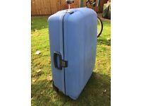 "Samsonite Aeris Spinner Suitcase 31"" Baby Blue"