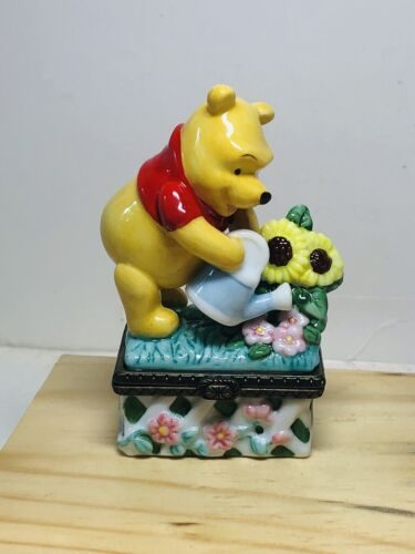 Disney Winnie the Pooh Trinket Box May - Combine Shipping Buy Other Months!