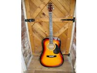 Chantry,Model 4065,Acoustic,Full Size, Guitar.