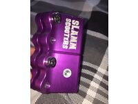 Purple slamm scooter clamp £15 never been used before****