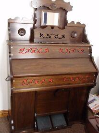 Pedal organ