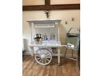 CHAMPAGNE BAR/CART FOR HIRE, Luxury Laurent Perrier Accessories-Hire For Weddings/Parties/Events Etc