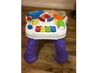 Activity table £8