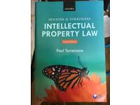 IP Law Textbook Excellent Condition