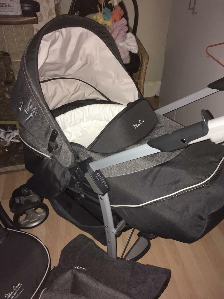 5b972cced96 Silver Cross  Life s little journey  travel system