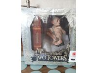 Lord of the rings, the two towers gift set.