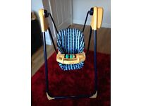 Graco 'The Advantage' Baby Swing Chair