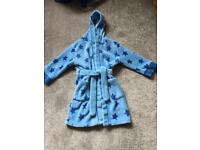 Mothercare 2-3 years dressing gown