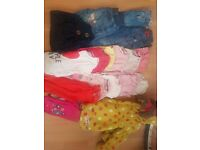 Gorgeous girls clothes bundle age 4-5 years - Great condition - most clothes from Next