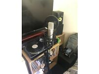 RODE NT1A perfect condenser mic for recording in mint condition