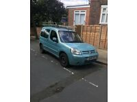 PERFECT Citreon Berlingo Multispace - apart from the clutch