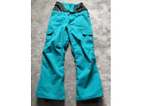 DC Snowboard Pants (Mens - Medium)