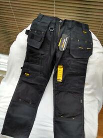 Dewalt Pro Tradesman work trousers