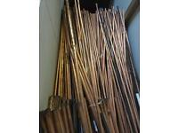 Bundles of copper! Clean copper tube 15mm and 22mm 3 & 2 metre lengths